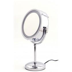 Miroir grossissant éclairant
