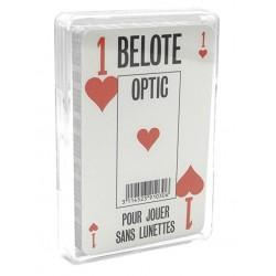 BELOTE OPTIC 32 CARTES